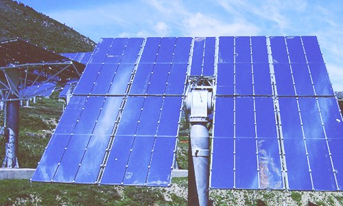 arctech solar supply solar tracking system