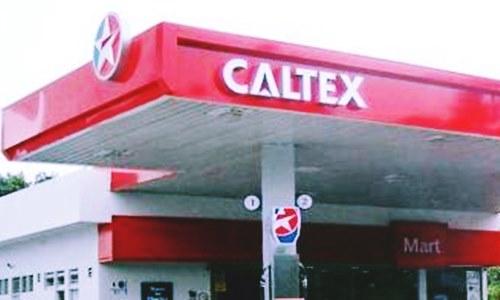 caltex real estate petrol station land assets