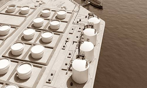 LNG Import Terminal