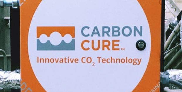carboncure secure investment bill gate sled bev