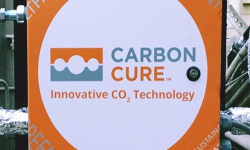 carboncure secure investment bill gate sled bev