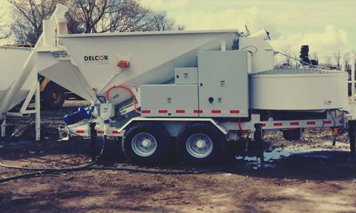 fibo intercon & Delcor develop customized mobile concrete batch