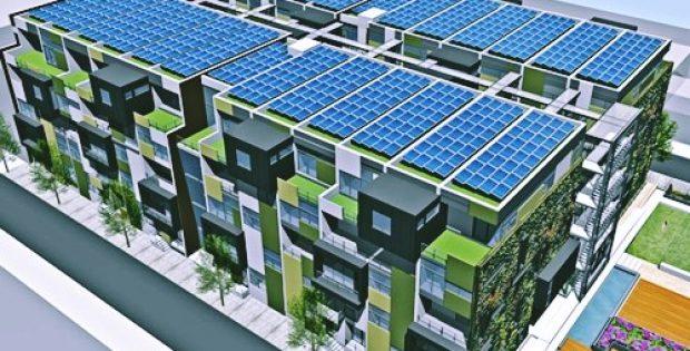 net zero carbon buildings declaration