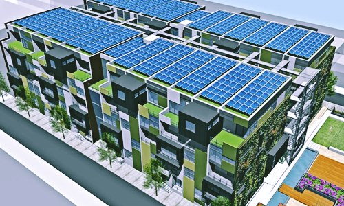 net zero carbon buildings declaration