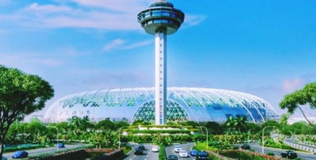 changi airport deploys smart tech solutions