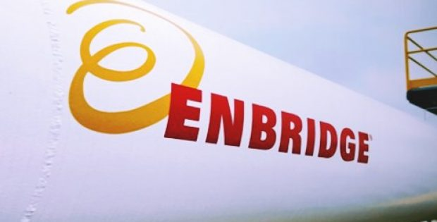 enbridge construction access road pipeline explosion site