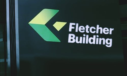 fletcher building withdraws steel tube holdings