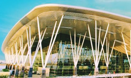 lt wins bengaluru airport construction contract