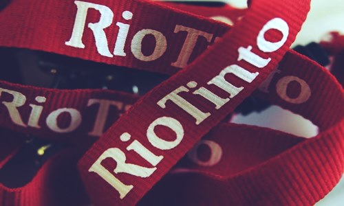 rio tinto approves iron ore projects