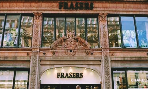 sports-direct purchase iconic frasers building