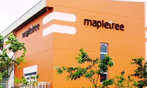 mapletree logistics