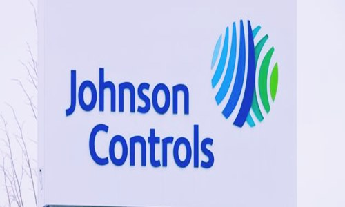 Johnson Controls HVAC facility