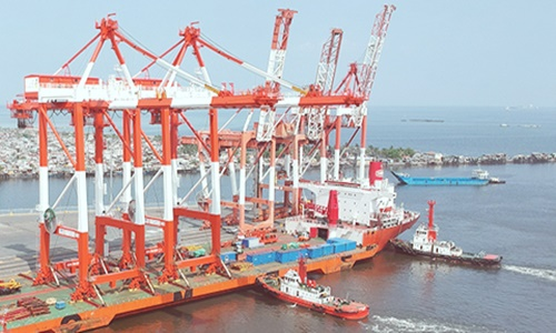 Asian Terminals Inc. buys new cranes for Batangas Port expansion