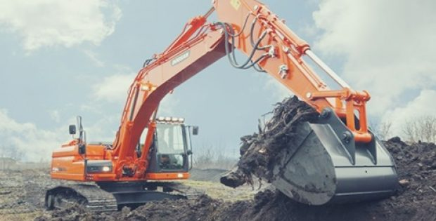 Doosan Infracore & Neimenggu MengXin ink new 36 excavator supply deal
