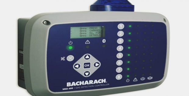 HVAC-R firm Bacharach launches new MGS-400 Gas Detection Series