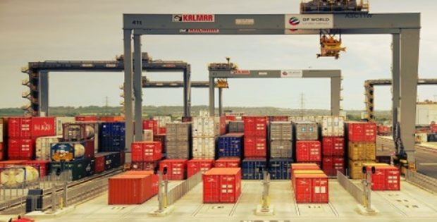 Kalmar to supply Belfast Container Terminal with AutoRTG system