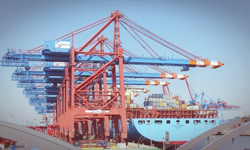 SSA Terminals orders three giant gantry cranes for the Port of Oakland